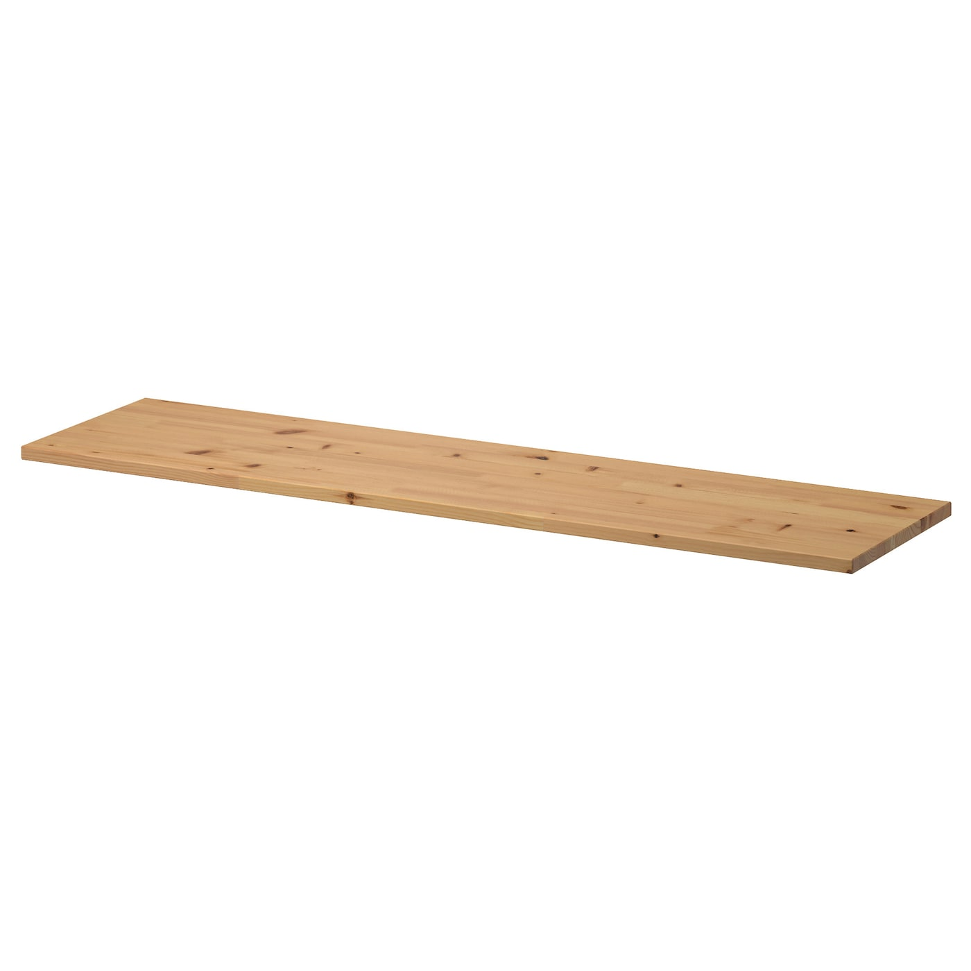 IKEA EKBY HEMNES shelf Solid wood is a durable natural material.