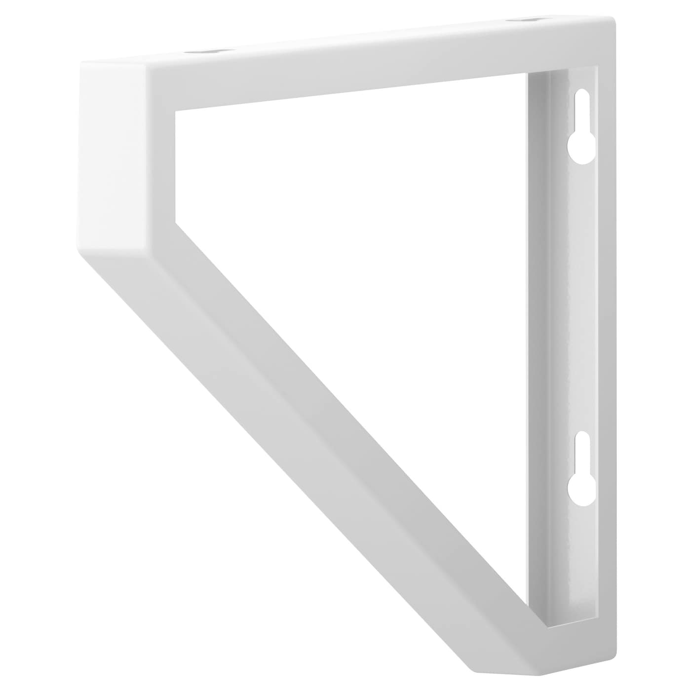 IKEA EKBY LERBERG bracket Works with both 19 cm and 28 cm deep shelves.
