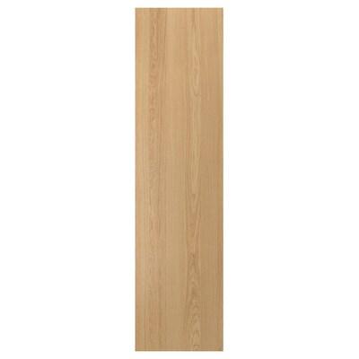 EKESTAD cover panel oak 61.5 cm 240.0 cm 1.3 cm