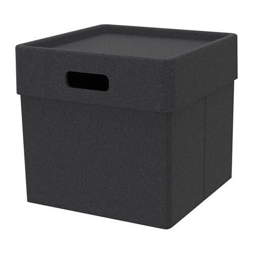 IKEA EKET box Flexible storage for your small items.