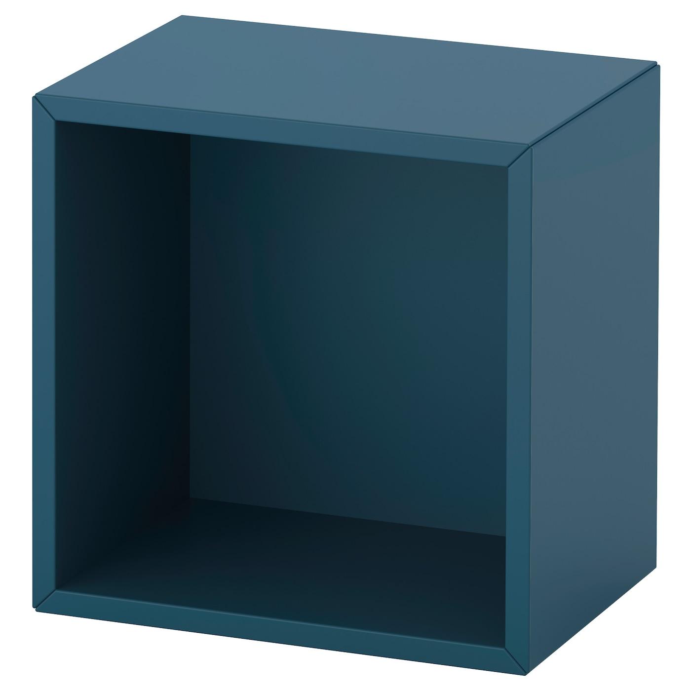 eket cabinet dark blue 35x25x35 cm ikea. Black Bedroom Furniture Sets. Home Design Ideas