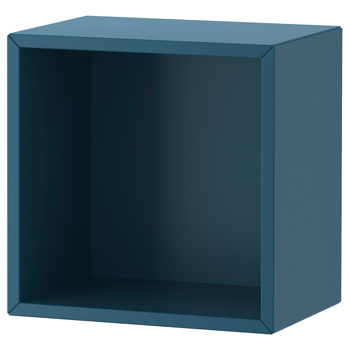 eket cabinet dark blue 35 x 25 x 35 cm ikea. Black Bedroom Furniture Sets. Home Design Ideas
