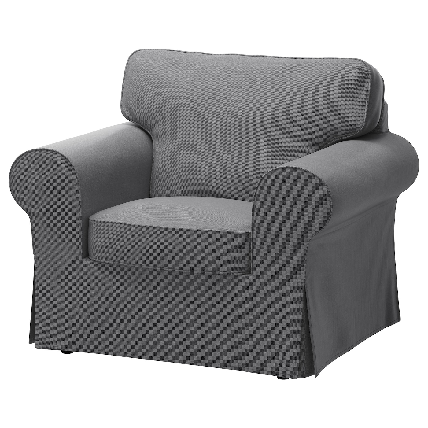 IKEA EKTORP Armchair The Cover Is Easy To Keep Clean As It Is Removable And  Can