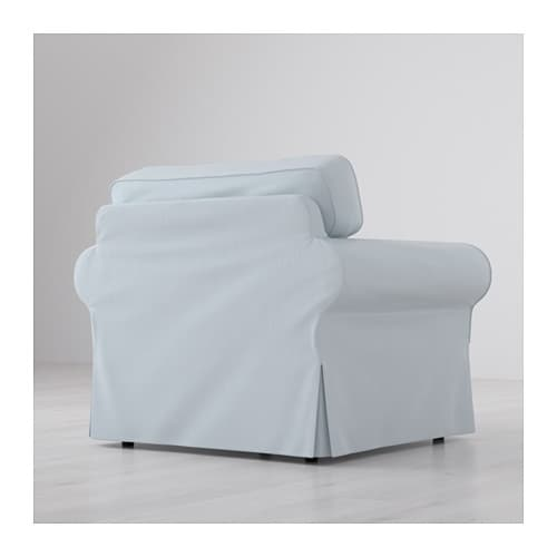 Ikea ektorp armchair the cover is easy to keep clean as it is