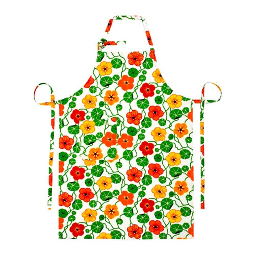 IKEA ELLICA apron The neck-band can be adjusted to fit everybody.