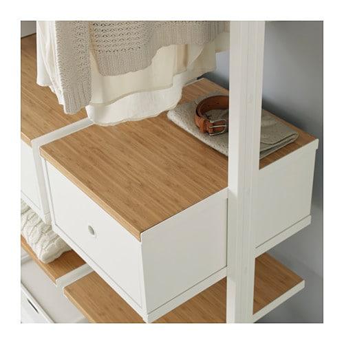 elvarli drawer white 40x51 cm ikea. Black Bedroom Furniture Sets. Home Design Ideas