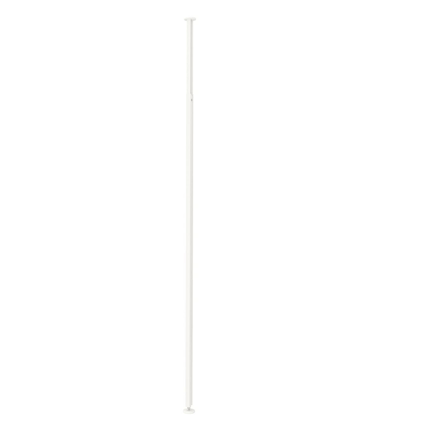 IKEA ELVARLI post Height adjustable 222-350 cm - allows you to utilise the entire ceiling height.