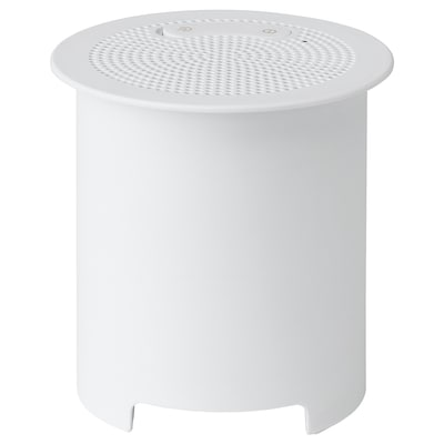 ENEBY Built-in bluetooth speaker, white