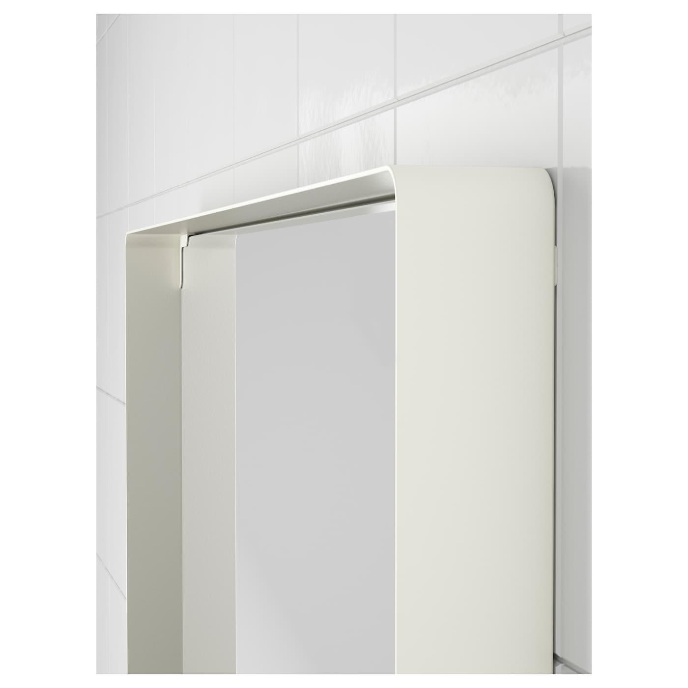 Enudden Mirror White 58x40 Cm Ikea