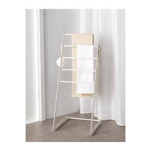 grundtal towel stand from ikea