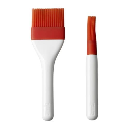 IKEA ENVIS pastry brush, set of 2