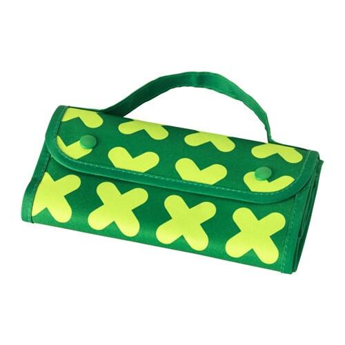 ERFORDERLIG Lunch Bag Green 24x18x25 Cm
