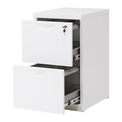 ikea erik file cabinet drawers for drop files make it easy to sort and
