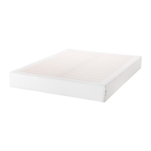 IKEA ESPEVÄR slatted mattress base Easy to take home, as the mattress base comes in a flat-pack.