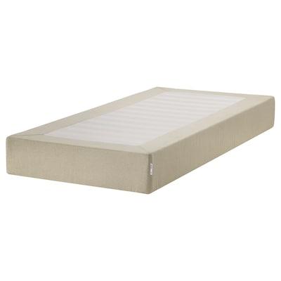 ESPEVÄR Slatted mattress base, natural, Standard Single