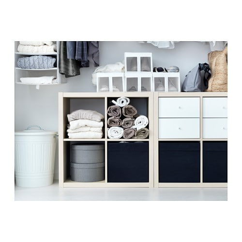 Ikea Dietlikon Schuhschrank ~ EXPEDIT KALLAX Shelving unit Birch effect 77×77 cm  IKEA