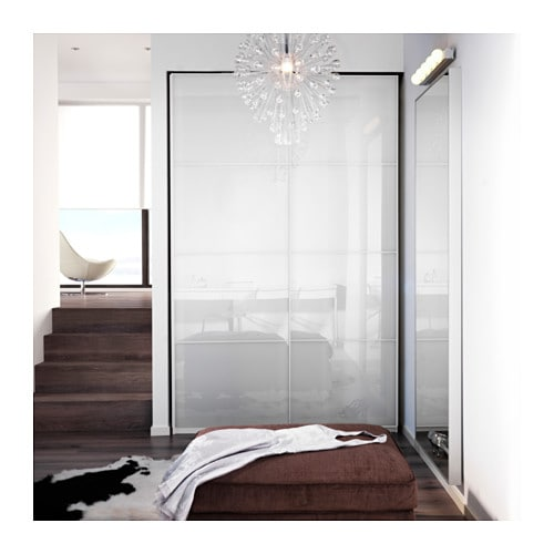 ikea f rvik pair of sliding doors 10 year guarantee read about the