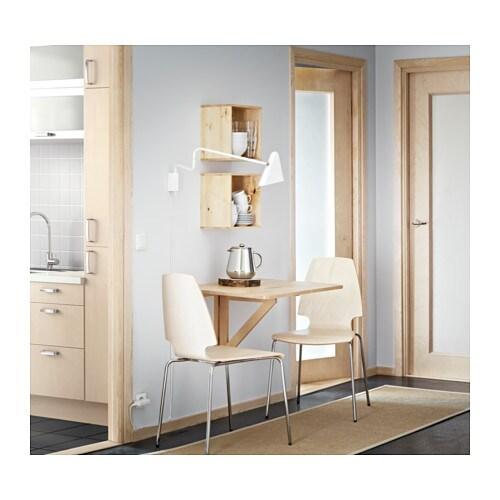 Ikea Kitchen Cabinets Price List: FÖRHÖJA Wall Cabinet Birch 30x30 Cm
