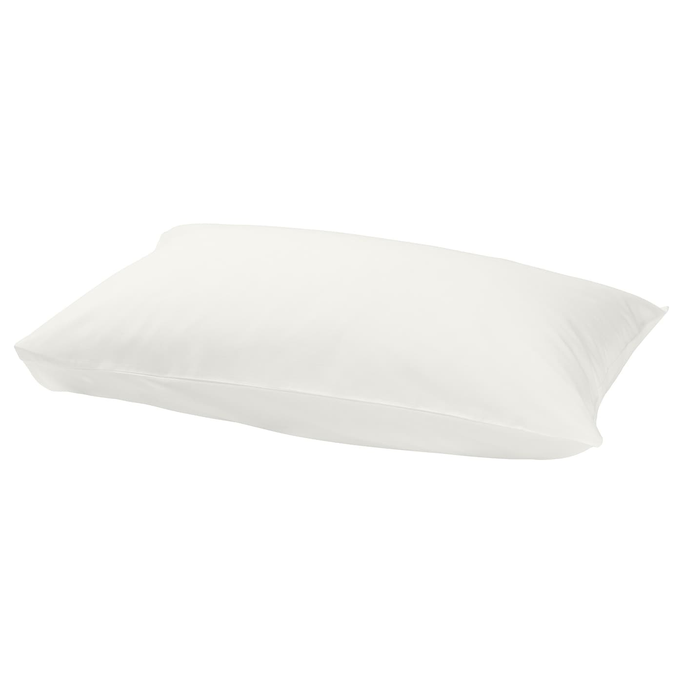 IKEA FÄRGMÅRA pillowcase Made in 100% cotton ‒ a natural and durable material.