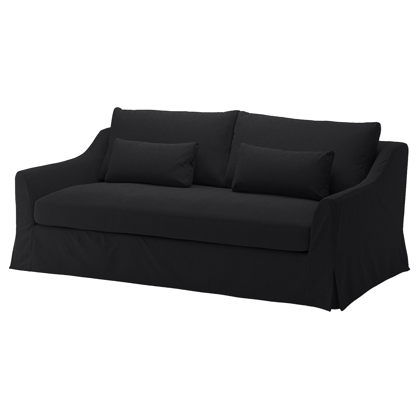 IKEA FÄRLÖV 3-seat sofa The cover is easy to keep clean as it is removable and can be dry cleaned.
