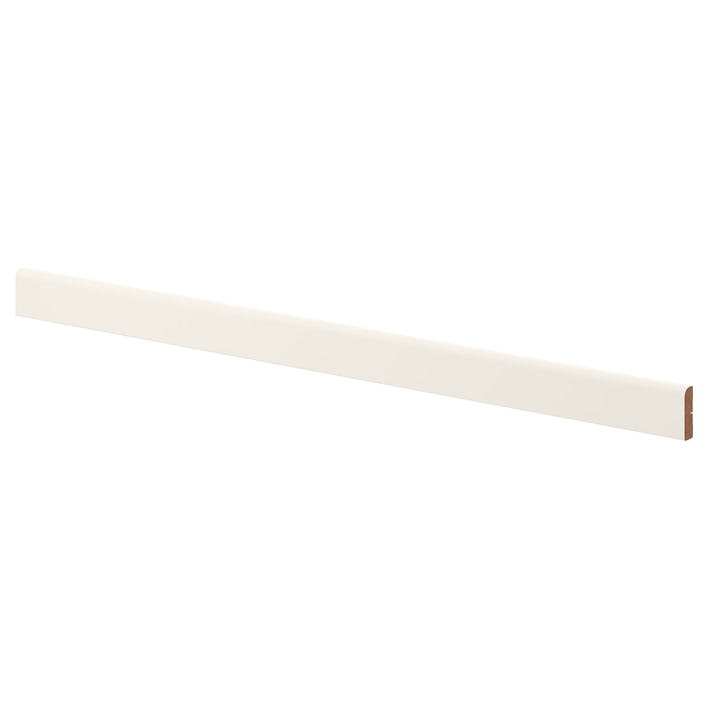 IKEA FÖRBÄTTRA rounded deco strip/moulding Can be cut to desired length.