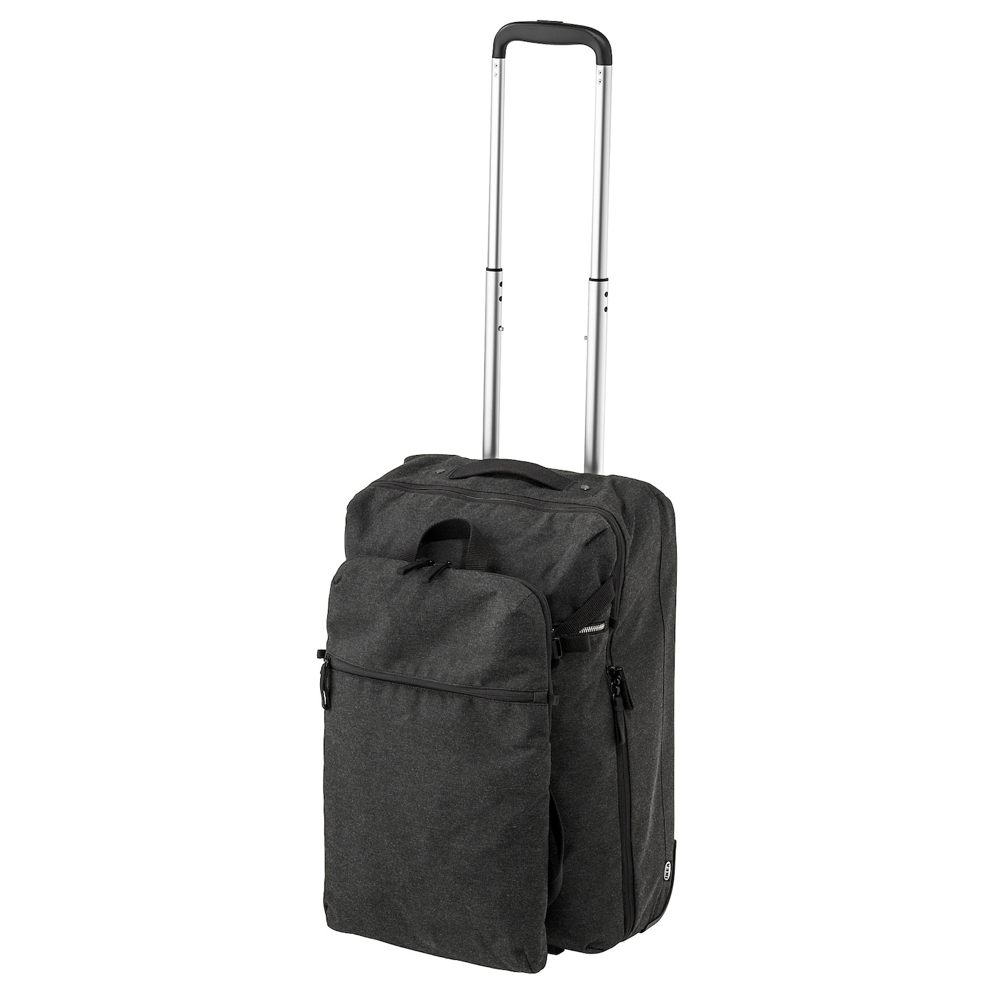 IKEA FÖRENKLA cabin bag on wheels and backpack