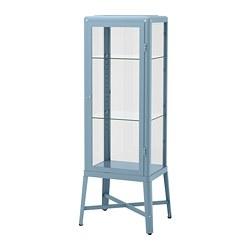 ikea fabrikr glass door cabinet - Ikea Glass Display Case