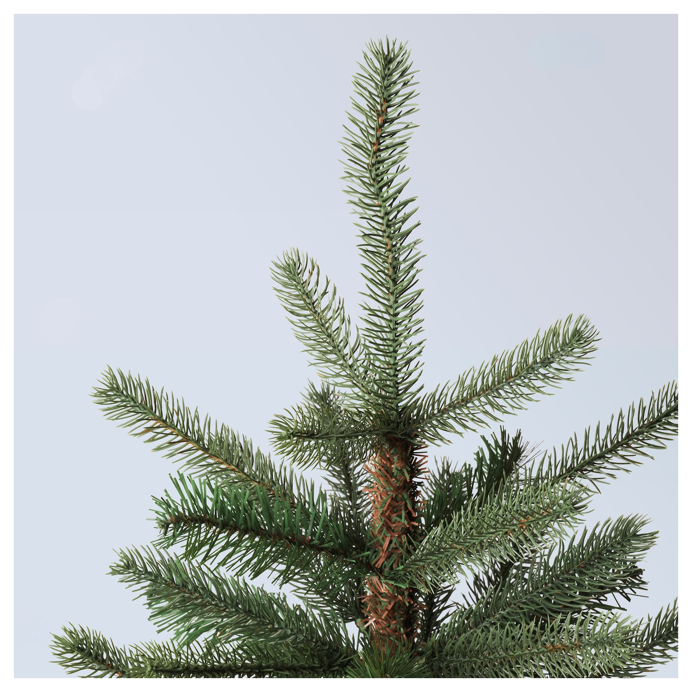 IKEA FEJKA artificial plant A perfect Christmas tree if you don't want to clean up fallen needles.