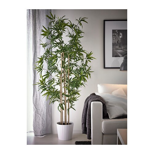 ikea fejka artificial potted plant. Black Bedroom Furniture Sets. Home Design Ideas