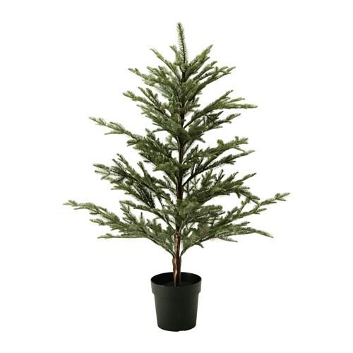 Fejka artificial potted plant christmas tree 21 cm ikea - Ikea plante artificiel ...