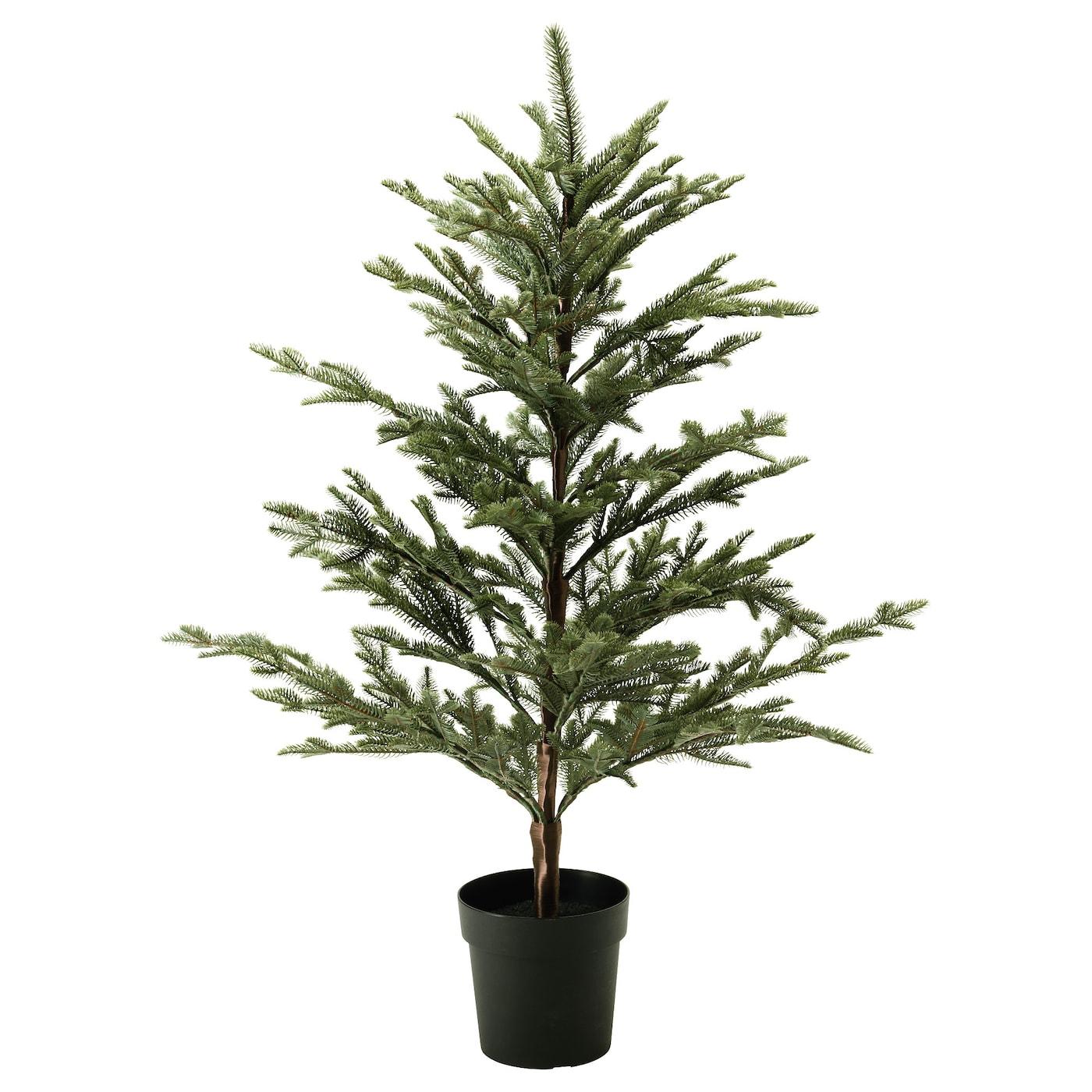 Fejka artificial potted plant christmas tree 21 cm ikea - Sapin de noel artificiel ikea ...