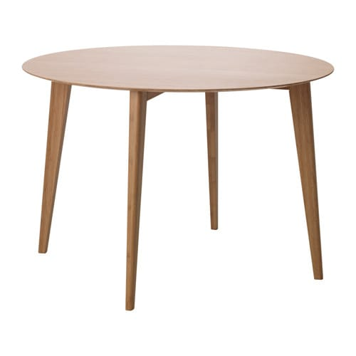 Small Dining Tables Up to 4 Seats IKEA Ireland : finede dining table bamboo0440767pe593111s4 from ikea.com size 500 x 500 jpeg 19kB