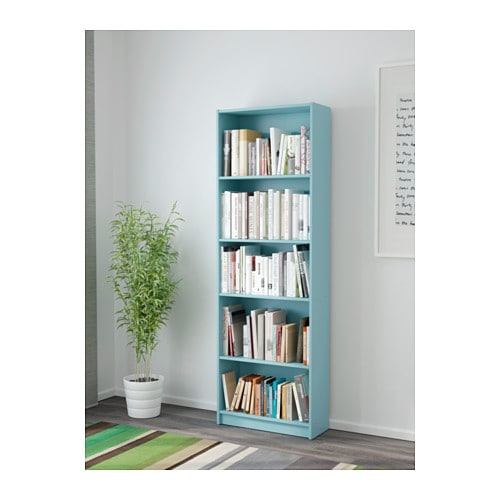 Finnby bookcase light turquoise 60x180 cm ikea for Ikea turquoise shelf