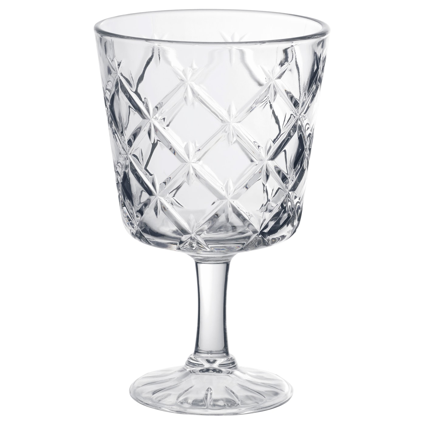 IKEA FLIMRA wine glass