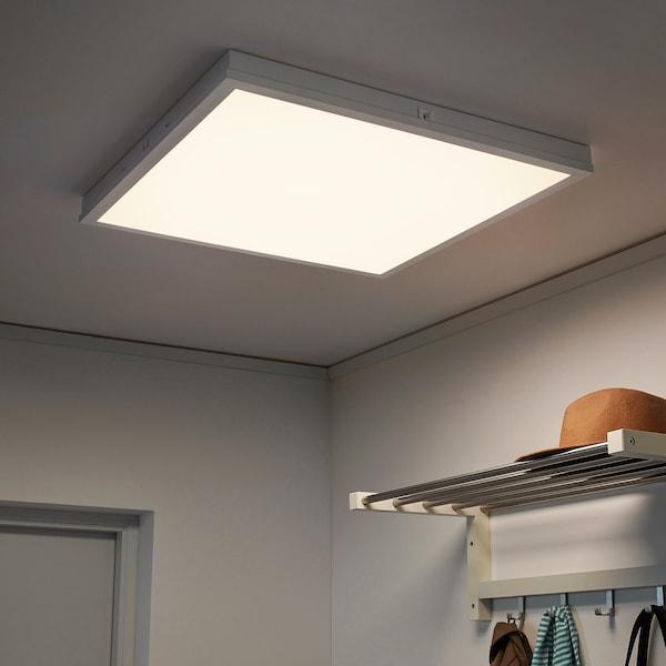 FLOALT LED light panel dimmable/white spectrum 2800 lm 60 cm 60 cm 4 cm 34 W