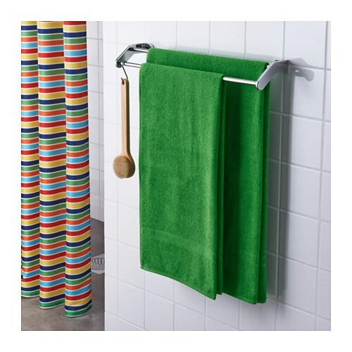 fr jen bath towel green 70x140 cm ikea. Black Bedroom Furniture Sets. Home Design Ideas