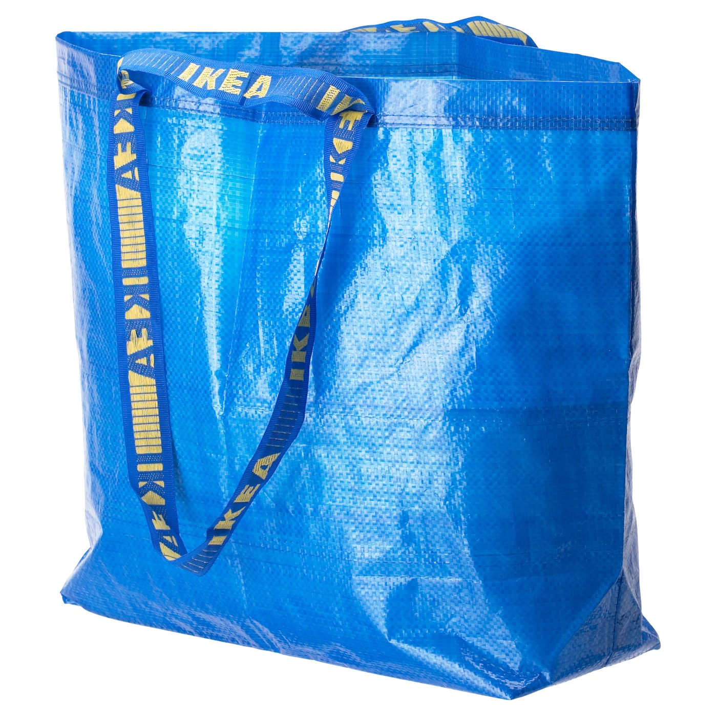 IKEA FRAKTA carrier bag, medium Easy to keep clean – just rinse and dry.