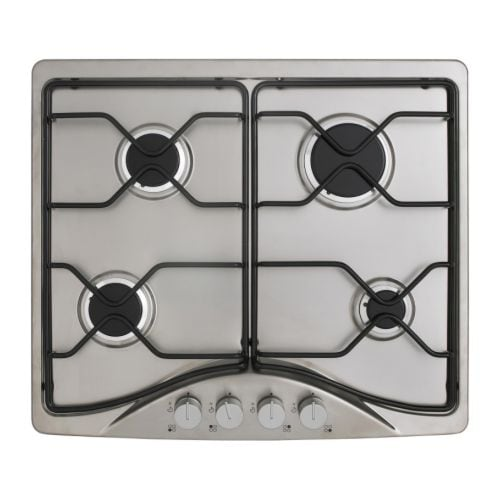 FRAMTID HGA4K Gas hob IKEA 5 year guarantee.   Read about the terms in the guarantee brochure.