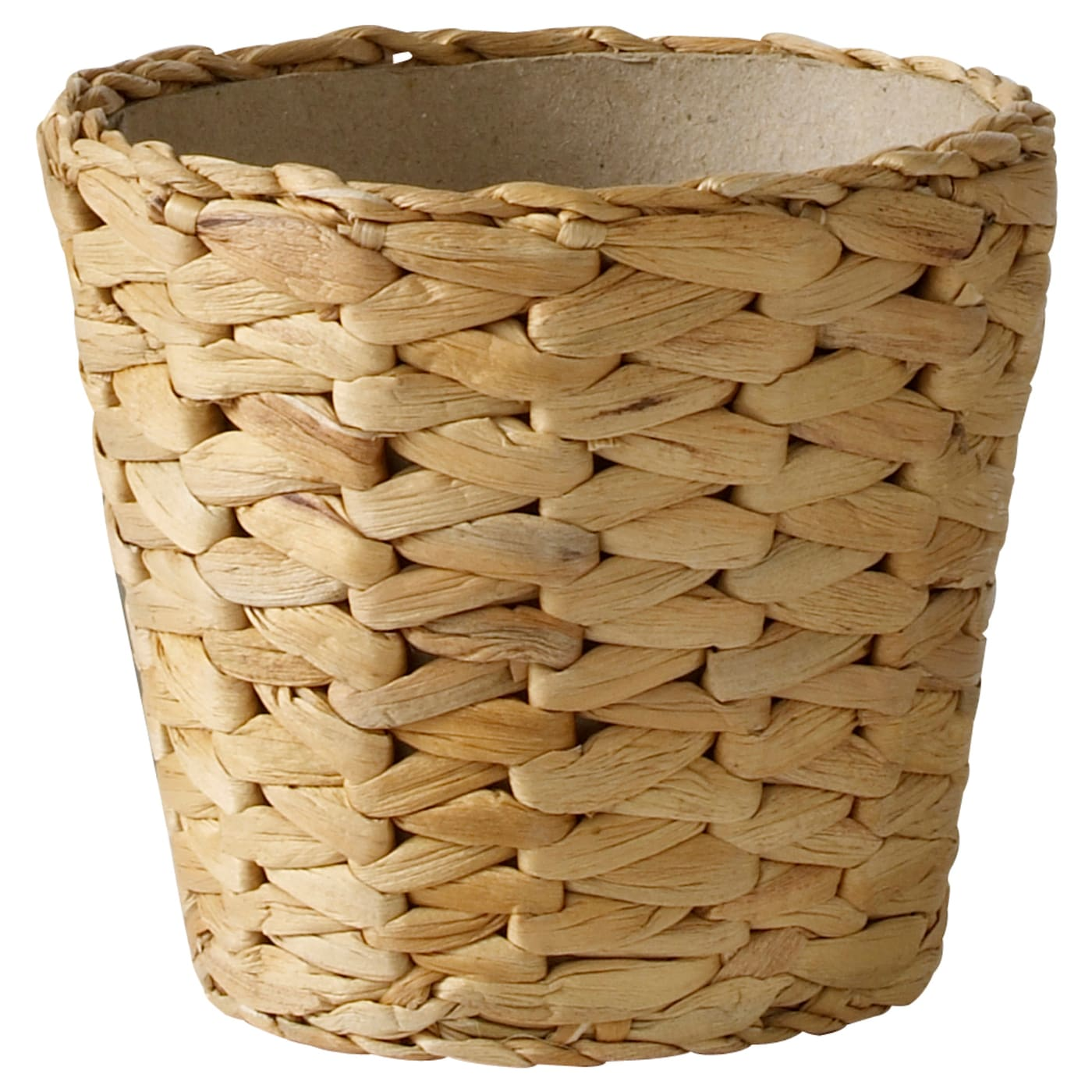 IKEA FRIDFULL plant pot A plastic inner pot makes the plant pot waterproof.