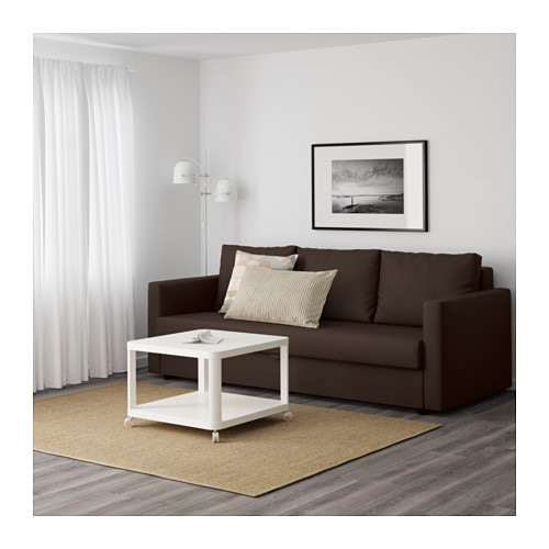 Friheten Sofa Bed Ikea Reviews ~ IKEA FRIHETEN three seat sofa bed Readily converts into a bed