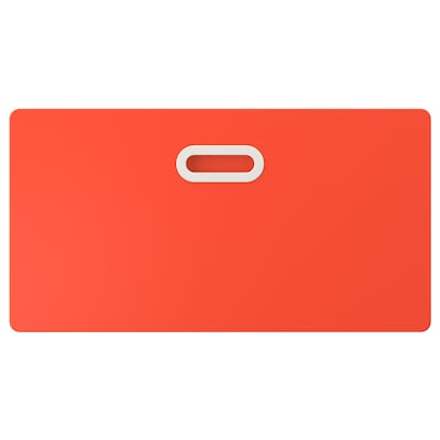 FRITIDS drawer front red 60.0 cm 32.0 cm