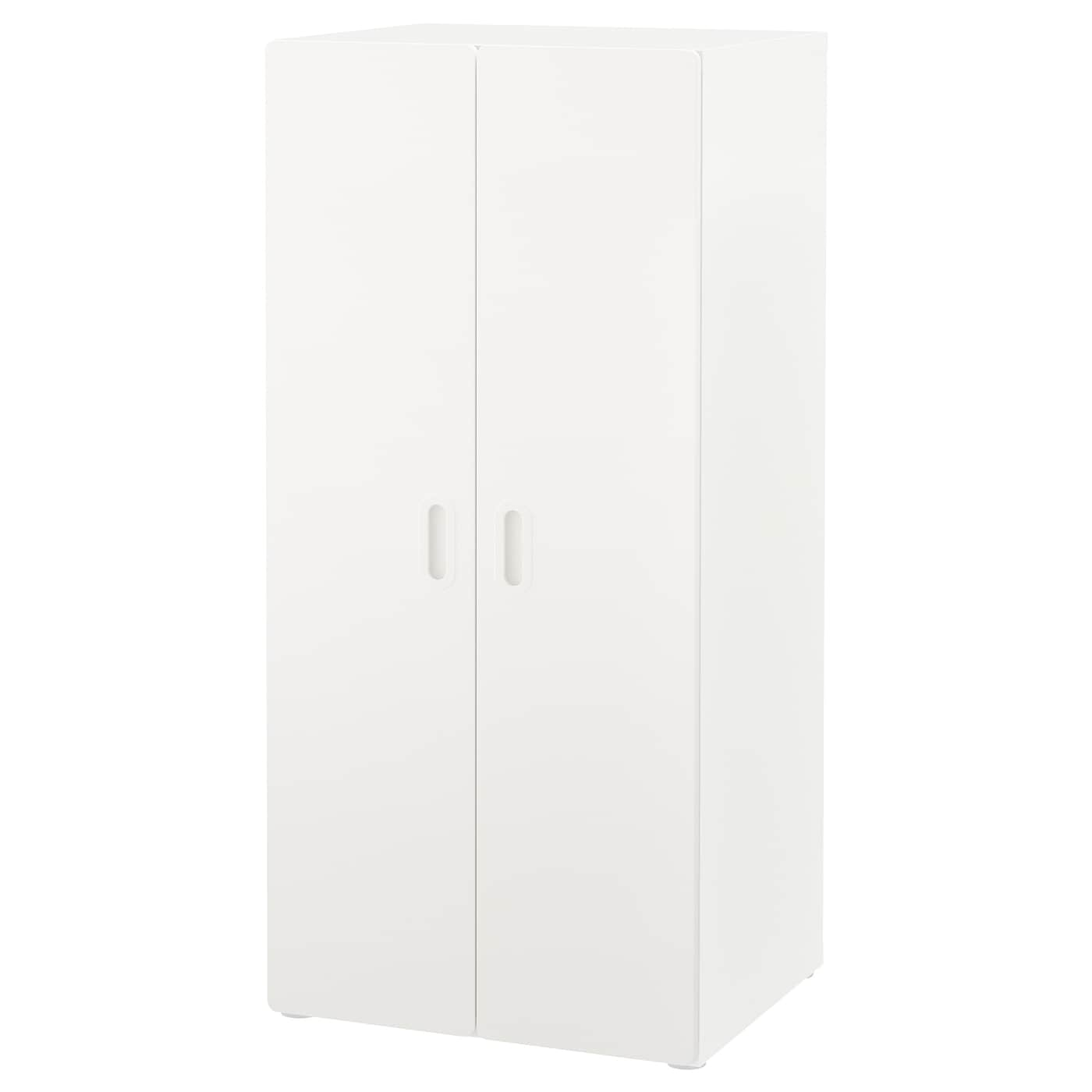 fritids stuva wardrobe white white 60 x 50 x 128 cm ikea. Black Bedroom Furniture Sets. Home Design Ideas
