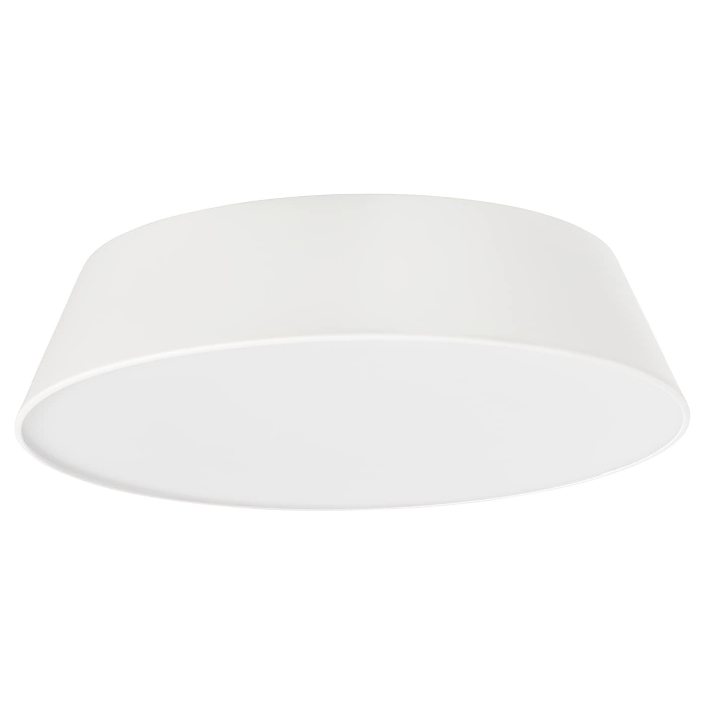 IKEA FUBBLA LED ceiling lamp Gives a good general light.