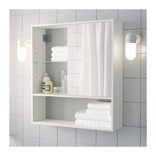 mirror cabinet fullen white