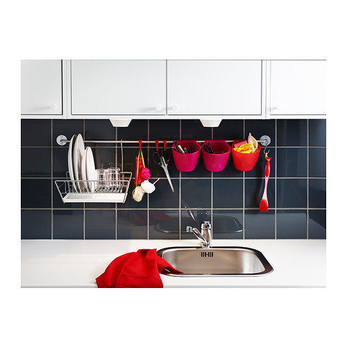 Ikea Neuheiten Kinderzimmer ~ FYNDIG Single bowl inset sink Stainless steel 45×39 cm  IKEA