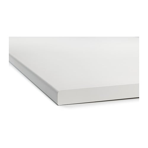 IKEA FYNDIG worktop Moisture-, heat- and scratch-resistant laminate worktop; easy to clean.