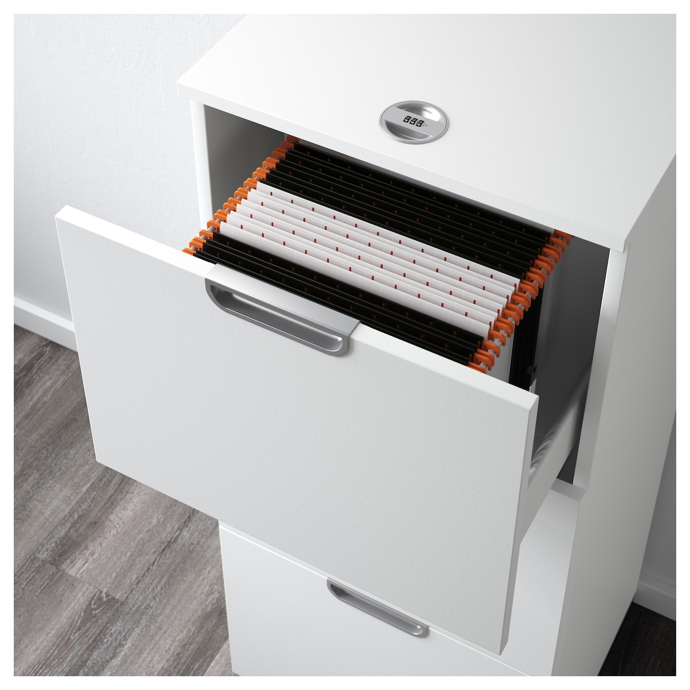 IKEA GALANT file cabinet 10 year guarantee. Read about the terms in the guarantee brochure.