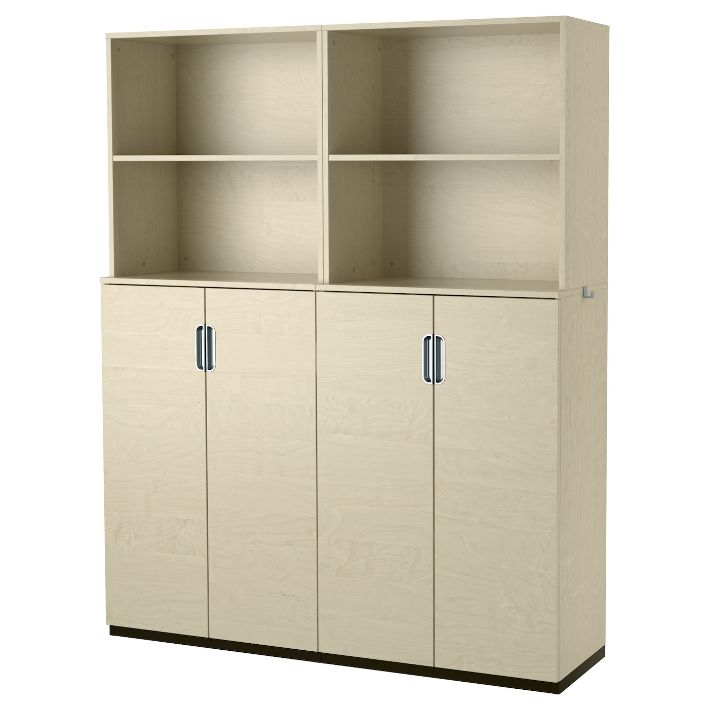 galant storage combination with doors birch veneer 160x200. Black Bedroom Furniture Sets. Home Design Ideas