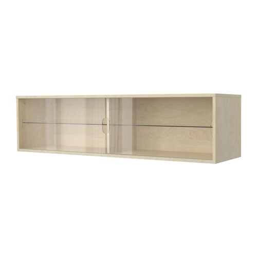 GALANT Wall cabinet with sliding doors IKEA 10 year guarantee.   Read about the terms in the guarantee brochure.
