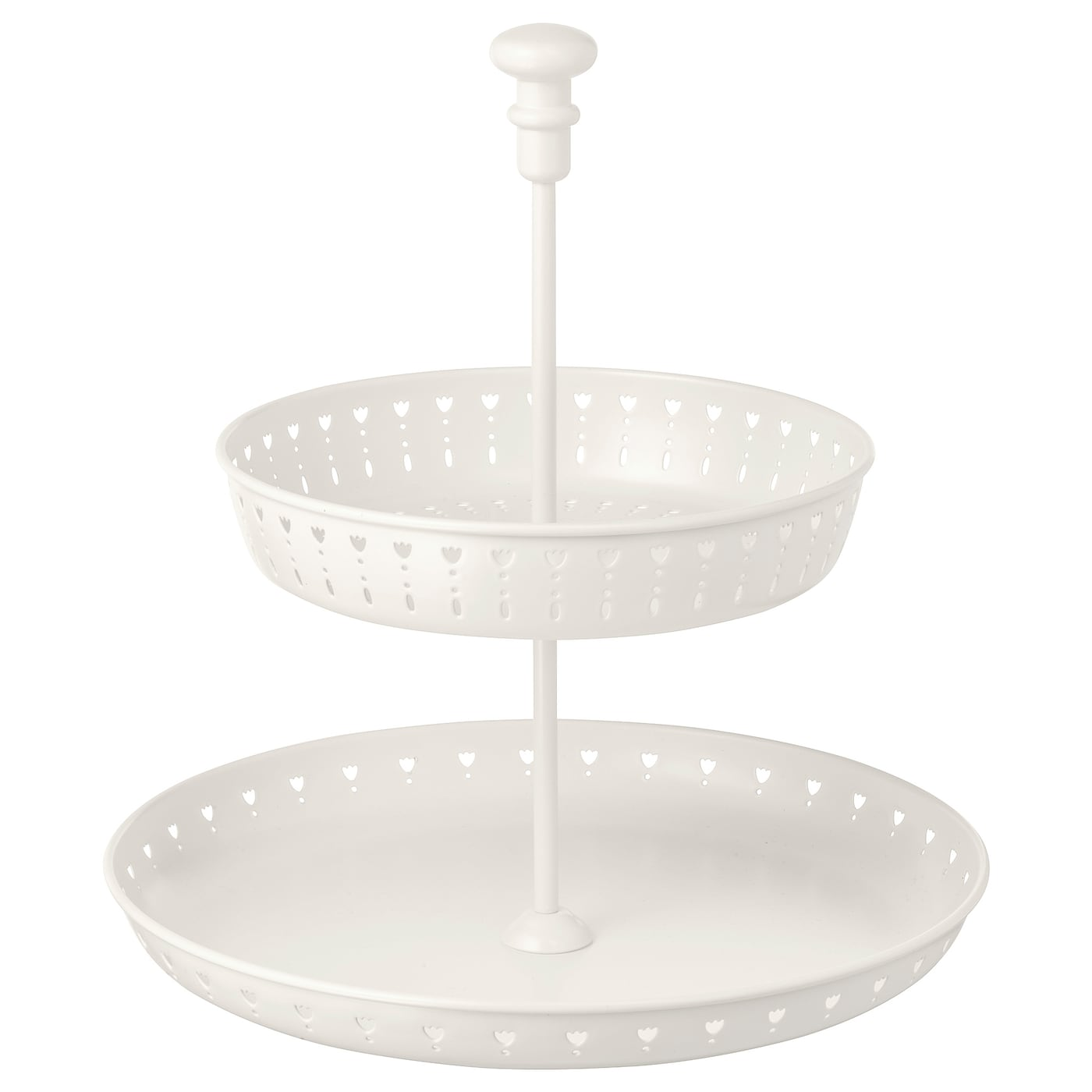 IKEA GARNERA serving stand, two tiers